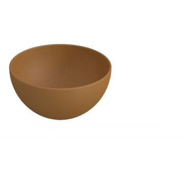 Sub 065 opzetfontein rond 24 cm, tabak