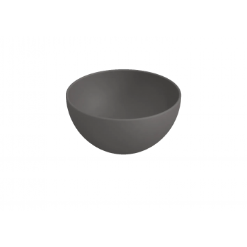 Sub 065 opzetfontein rond 24 cm, antraciet