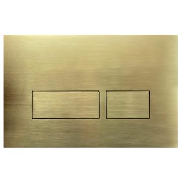 Sub 084 bedieningspaneel, mat goud