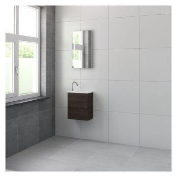 Bruynzeel Pocco onderbouwkast 40 cm met deur links-/rechtsdraaiend, gladstone