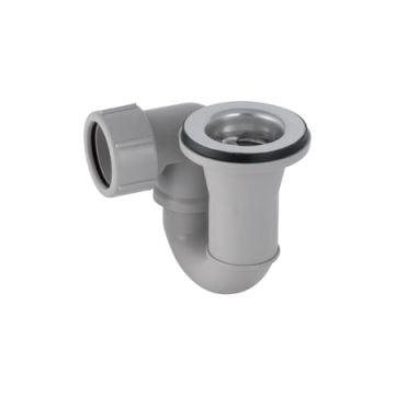 Geberit sifon voor bad/douchebak, kunststof, uitwendige buisdiameter afvoer 40 mm