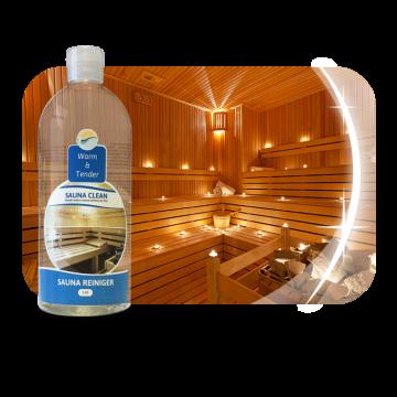 Warm & Tender saunareiniger neutraal 500 ml