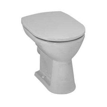 Laufen PRO toilet vlakspoel PK 40 x 36 x 47 cm, wit