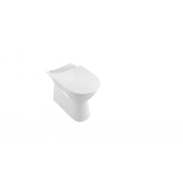 Villeroy & Boch O.novo Vita duobloktoilet voor combinatie diepspoel zonder spoelrand CeramicPlus, wit