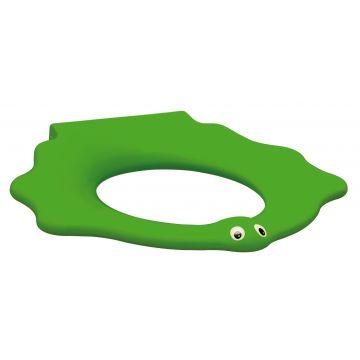 Geberit 300 Kids closetzitting schildpad zonder deksel, groen