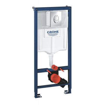 GROHE Rapid sl wc element 3-in-1 set met bedieningspaneel