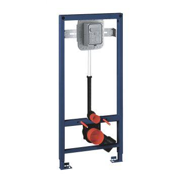GROHE Rapid SL wc-element voor voorwand- of systeemmontage 113 cm, geschikt voor drukspoeler