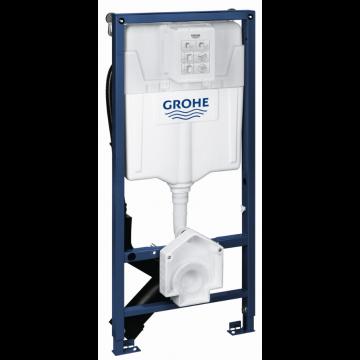 GROHE Rapid SL inbouwreservoir voor douche wc met frontbediening met QuickFix