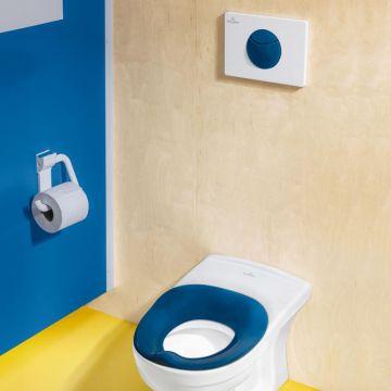 Villeroy & Boch O.novo Kids bedieningsplaat E100 kunststof DF 20.5x14.5cm ocean blue