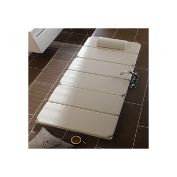 Kaldewei relax ligstoel 180x80cm beige