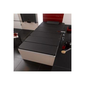 Kaldewei relax ligstoel 180x80cm choco