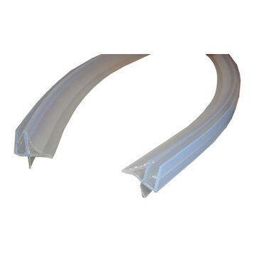 Novellini Giada afdichtingsstrip voor deur set links/rechts R100
