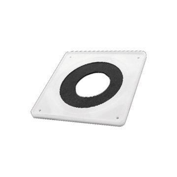 Ubbink aansluiting luchtdicht 150-186mm 0°