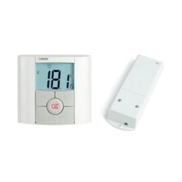 Watts Belux kamerthermostaat light 24V geschikt voor RF wit 403604