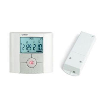 Watts Belux klokthermostaat pro 24V geschikt voor RF wit 403806
