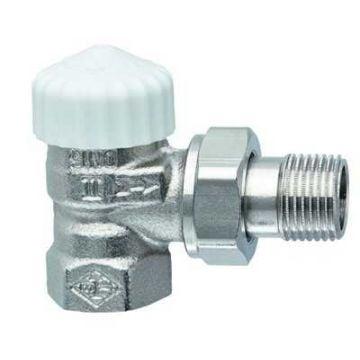 """IMI Heimeier V-exact II thermostatisch ventiel instelbaar haaks 1/2"""""""