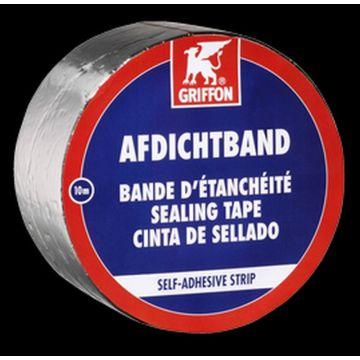 Griffon aluminium afdichtband 50mm rol 10m