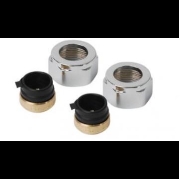 Plieger adapter voor onderblok M24x15mm prijs= per stuk chroom
