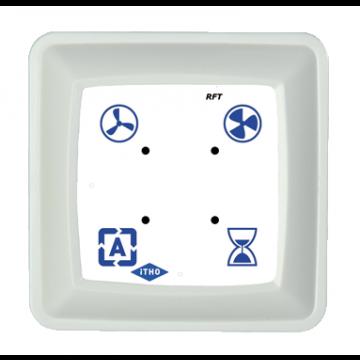 Itho Daalderop bedieningen en benodigdheden RFT-auto CO2 DF versie 2, QF, AF wit 5360150