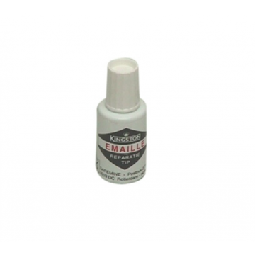 Plieger emaille-tip 20 ml, camee/pergamon