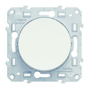 Schneider Electric Odace wisselschakelaar inbouw wit