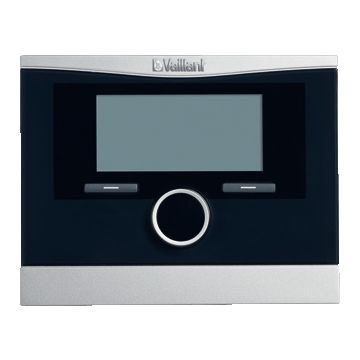 Vaillant calorMATIC klokthermostaat draadloos calorMATIC 370F 0020108149
