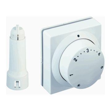 Danfoss thermostaatkop m. voeler-bediening op afstand capillair 8m