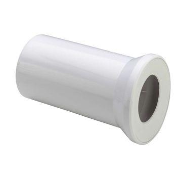 Viega closet aansluitstuk 100x150mm wit