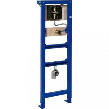 Wisa XS Inbouwreservoir met frame voor frontbediening 114 cm