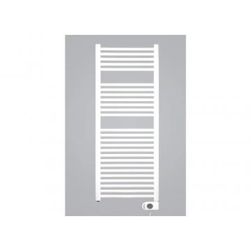 Zehnder Aura E electrische radiator 78,6 x 40 cm, wit ral 9016