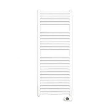 Zehnder Aura e electrische radiator 906x500 cm. wit ral 9016, wit ral 9016