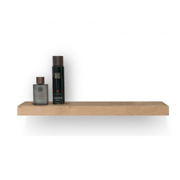 Looox Shelf free 80cm old grey, old grey