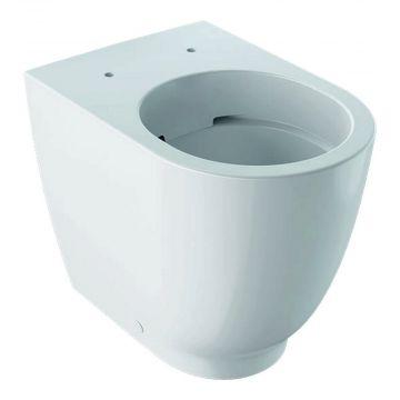 Geberit Acanto toilet diepspoel verhoogd +2,5 cm PK-uitlaat rimfree KeraTect, wit