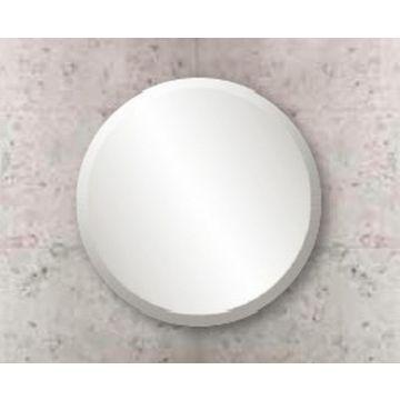 Sub 126 spiegel rond met bevestiging en facetrand 25 mm 60 cm