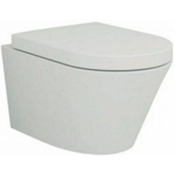 Sub 104 compact wandcloset diepspoel verkort 3m clean wit, wit