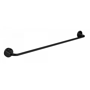 Emco Round handdoekrek 60 cm, zwart