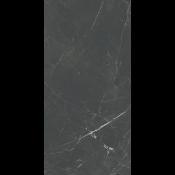 Sub 1737 tegel 60x120 cm, mat marmer zwart