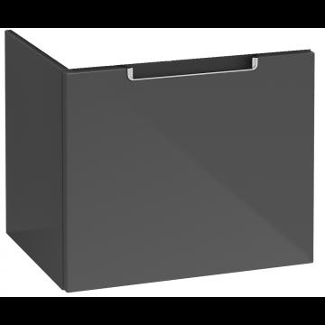 Villeroy & Boch Subway 2.0 wastafelonderkast 48,5 x 42,0 x 37,9 cm, glossy white