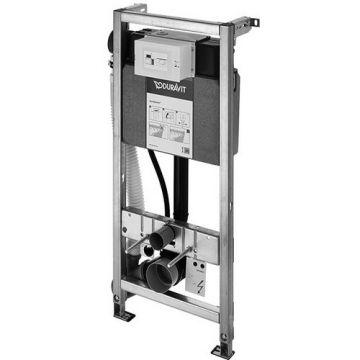 Duravit DuraSystem inbouwreservoir met frame, 500x170x1148 mm