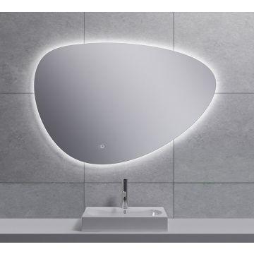 Wiesbaden Uovo condensvrije led- spiegel dimbaar 100 cm