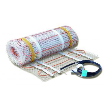 Sub Melia vloerverwarmingmat 1m2 - 2x0,5mtr 160w z/therm