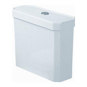 Duravit Serie 1930 reservoir 420x360x170mm dual flush inc/binnenw wit, wit