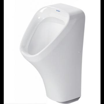 Duravit Durastyle elektr urinoir 300x580x340mm rimless mont.mat. wit, wit