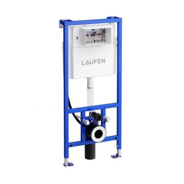 Laufen LIS CW1 inbouwframe met reservoir, 500 x 1120 mm