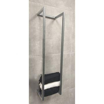 Sub Loft industrieel handdoekrek 95x25x20,5 cm, RVS