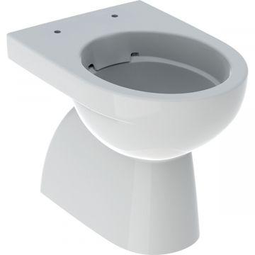 Geberit Renova staand toilet Rimfree diepspoel AO 40 cm, wit