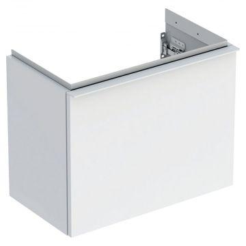 Geberit iCon fonteinonderkast 1 lade 52x30,7 cm, wit