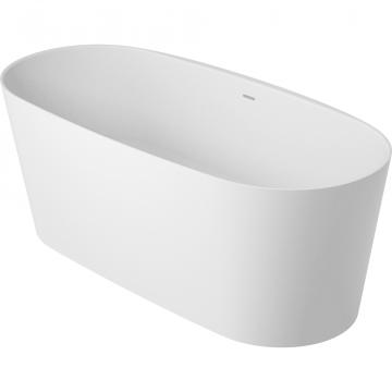 vtwonen Tub bad vrijstaand 165x72cm, powder white