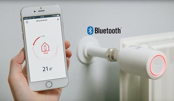 Elke radiator afzonderlijk regelen met je smartphone